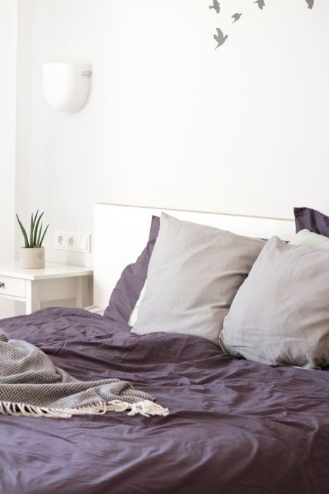 10 Tipps für ein ruhiges Schlafzimmer - Wohnlichst