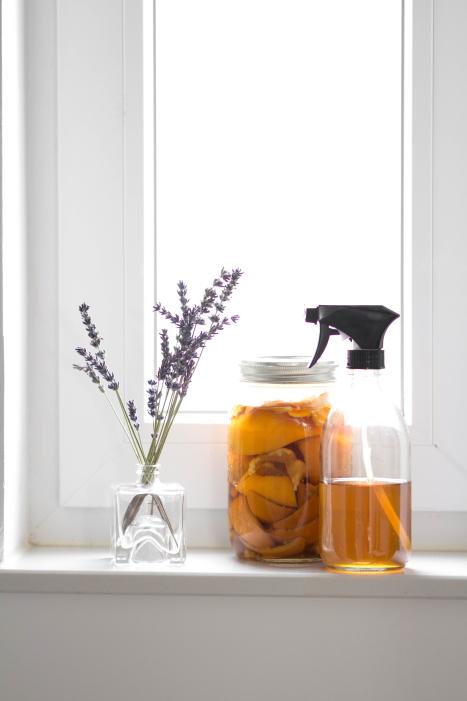 Allzweckreiniger selber machen. Nachhaltig, einfach, schnell. DIY Reinigungsmittel. #putzen #putzmittel #nachhaltigkeit #diy #reiniger